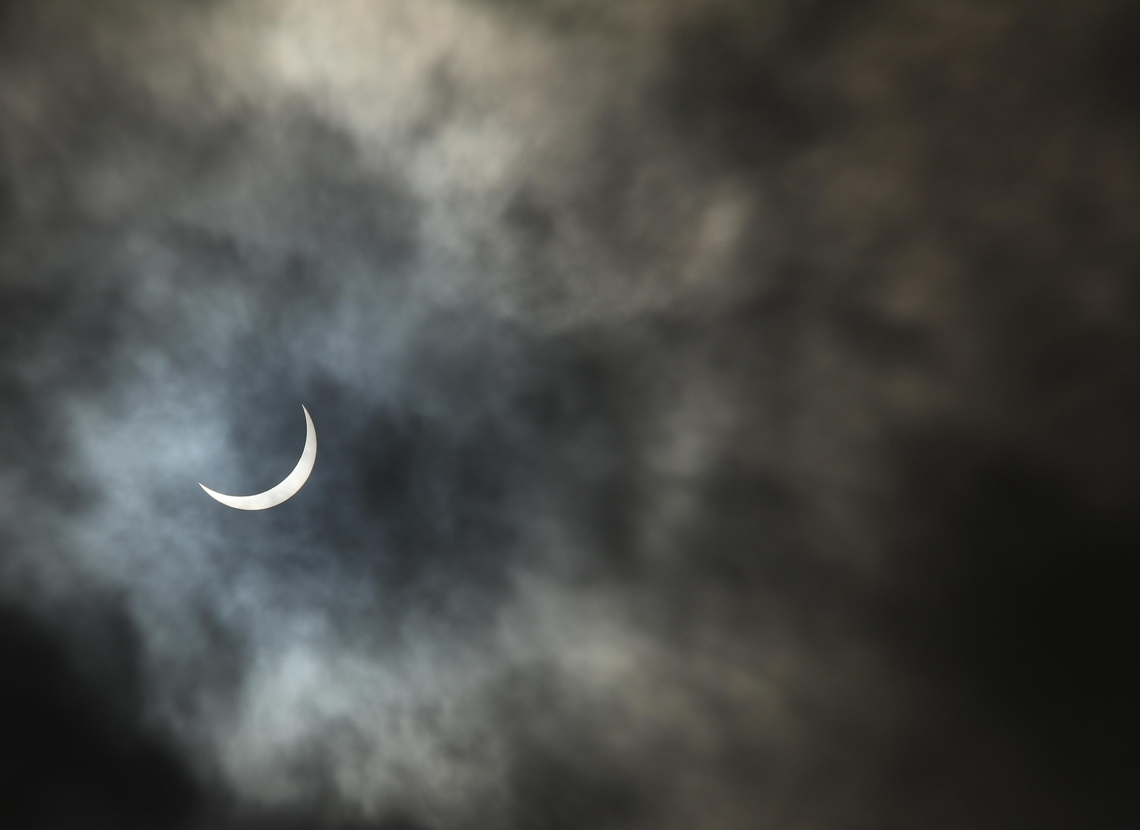 Solar Eclipse ~ August 21, 2017